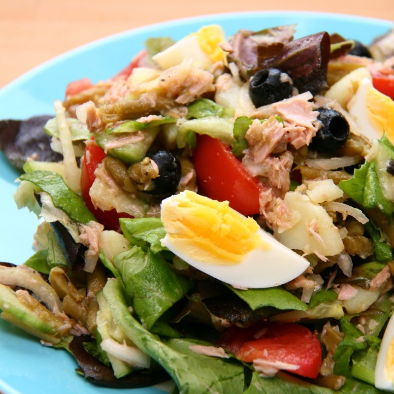 Niçoise Salad Workshop